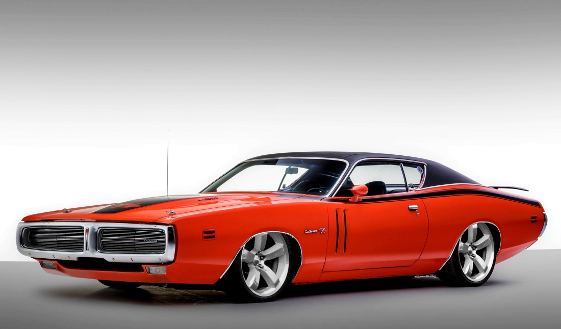 71'Dodge Charger