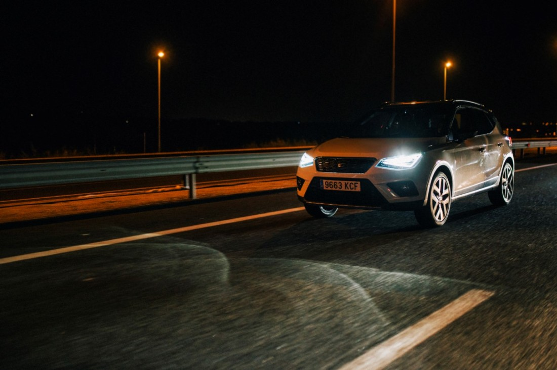 SEAT_Horario de invierno consejos para conducir de noche