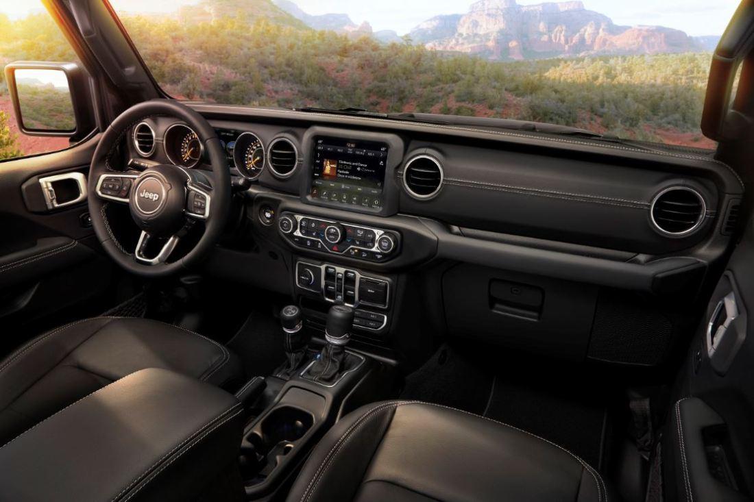 Jeep® Gladiator Overland 2020_16