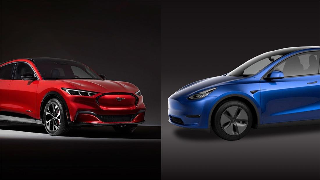 Mustang_MachE_vs_Tesla_ModelY