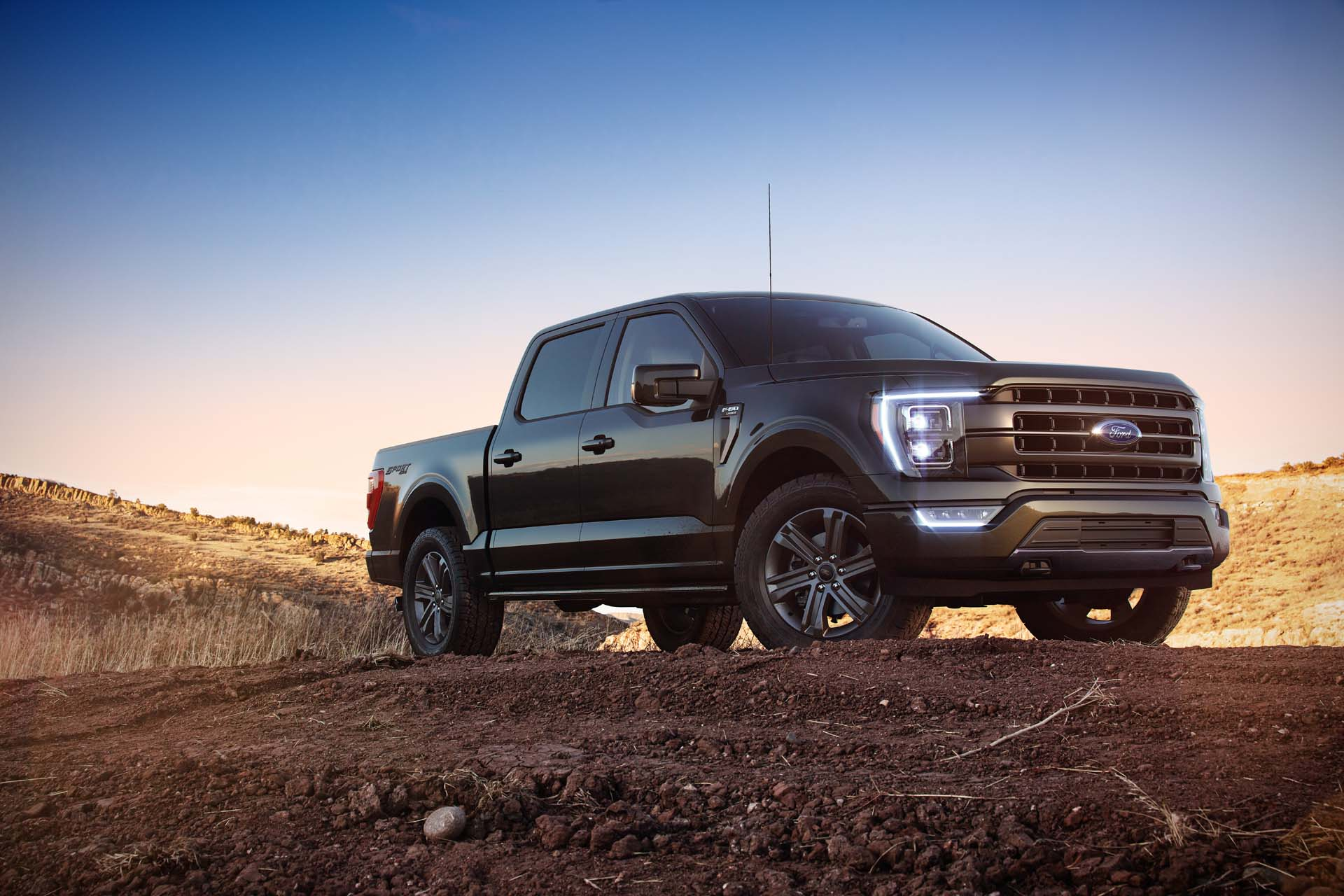 All-new F-150 Lariat.