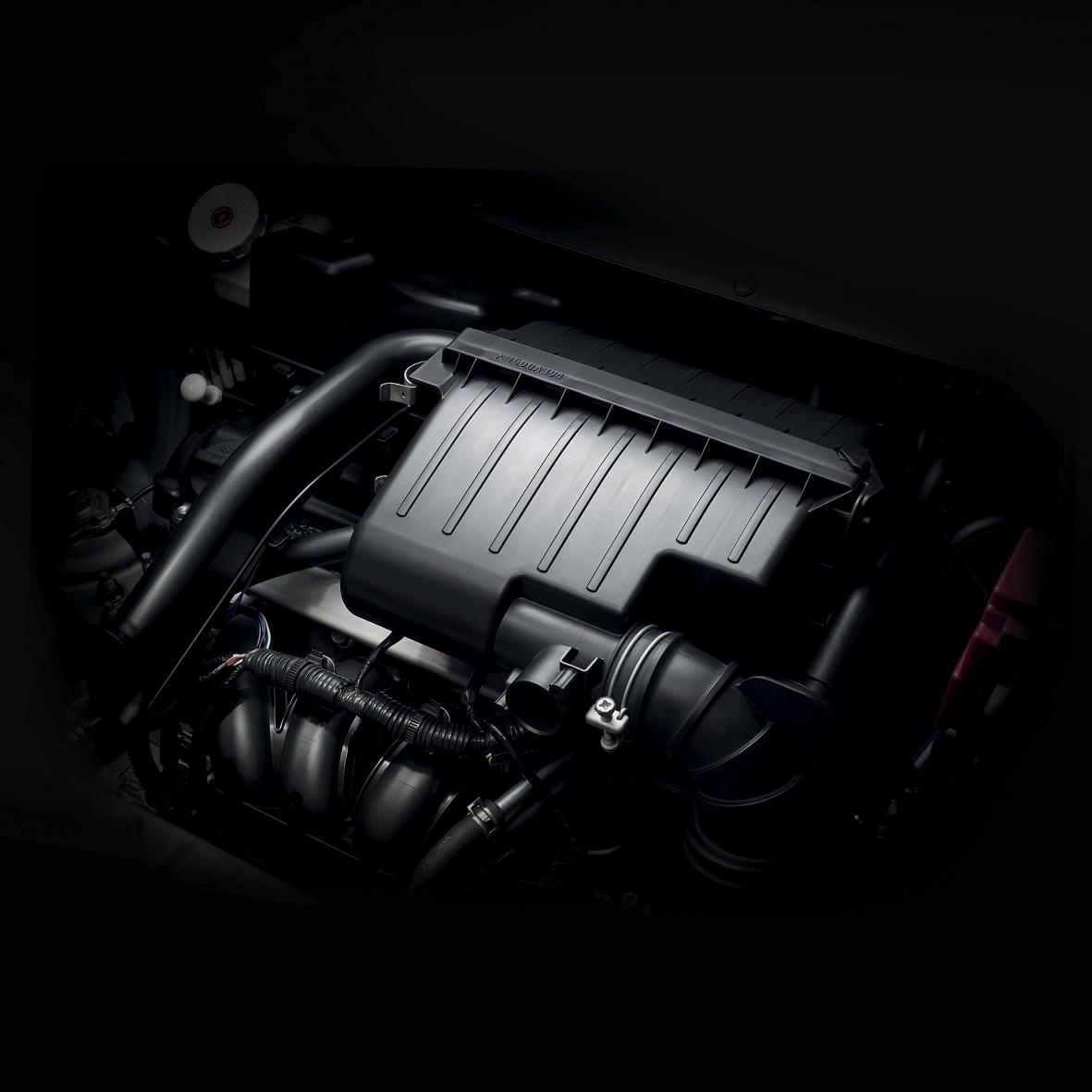 Mitsubishi_MX_MirageG4_MIVEC engine