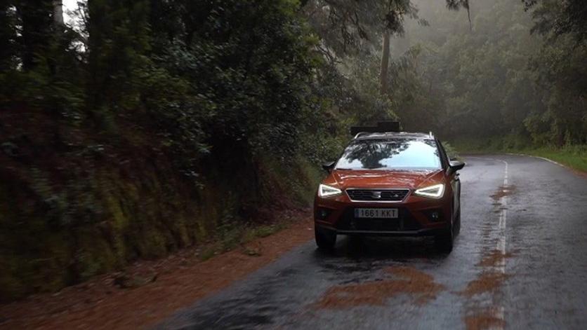 SEAT_Hojas, lluvia y niebla los retos del otoño