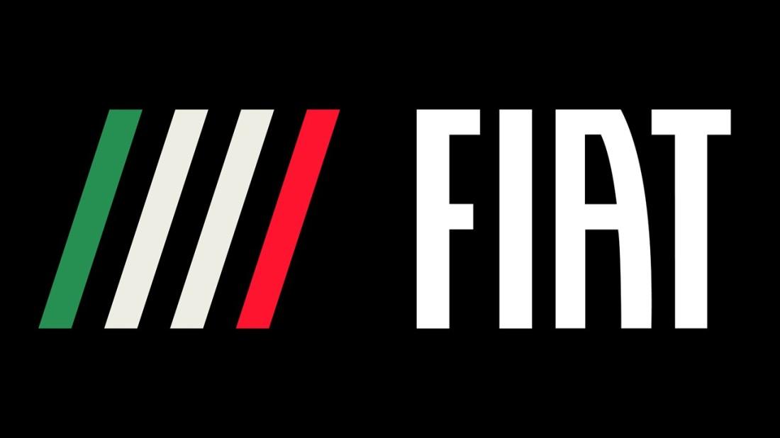 Fiat Logo Italia