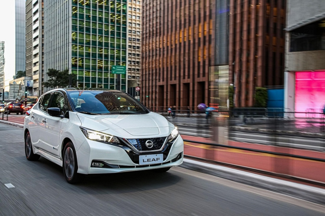 The myth-busting Nissan LEAF exceeds EVs expectations with its a
