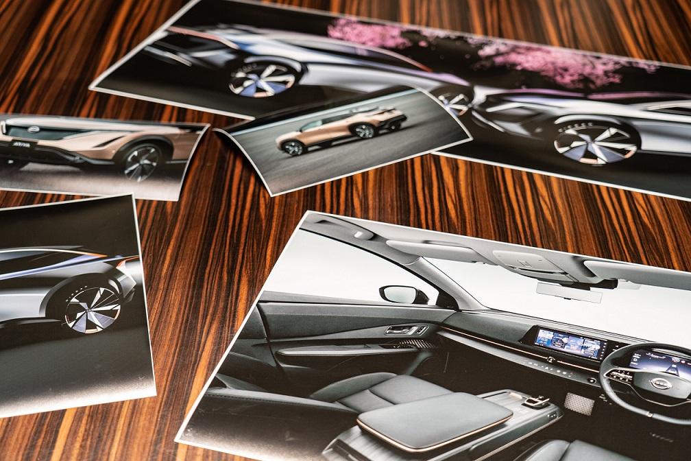 Horizon - Nissan Ariya – The birth of an Icon
