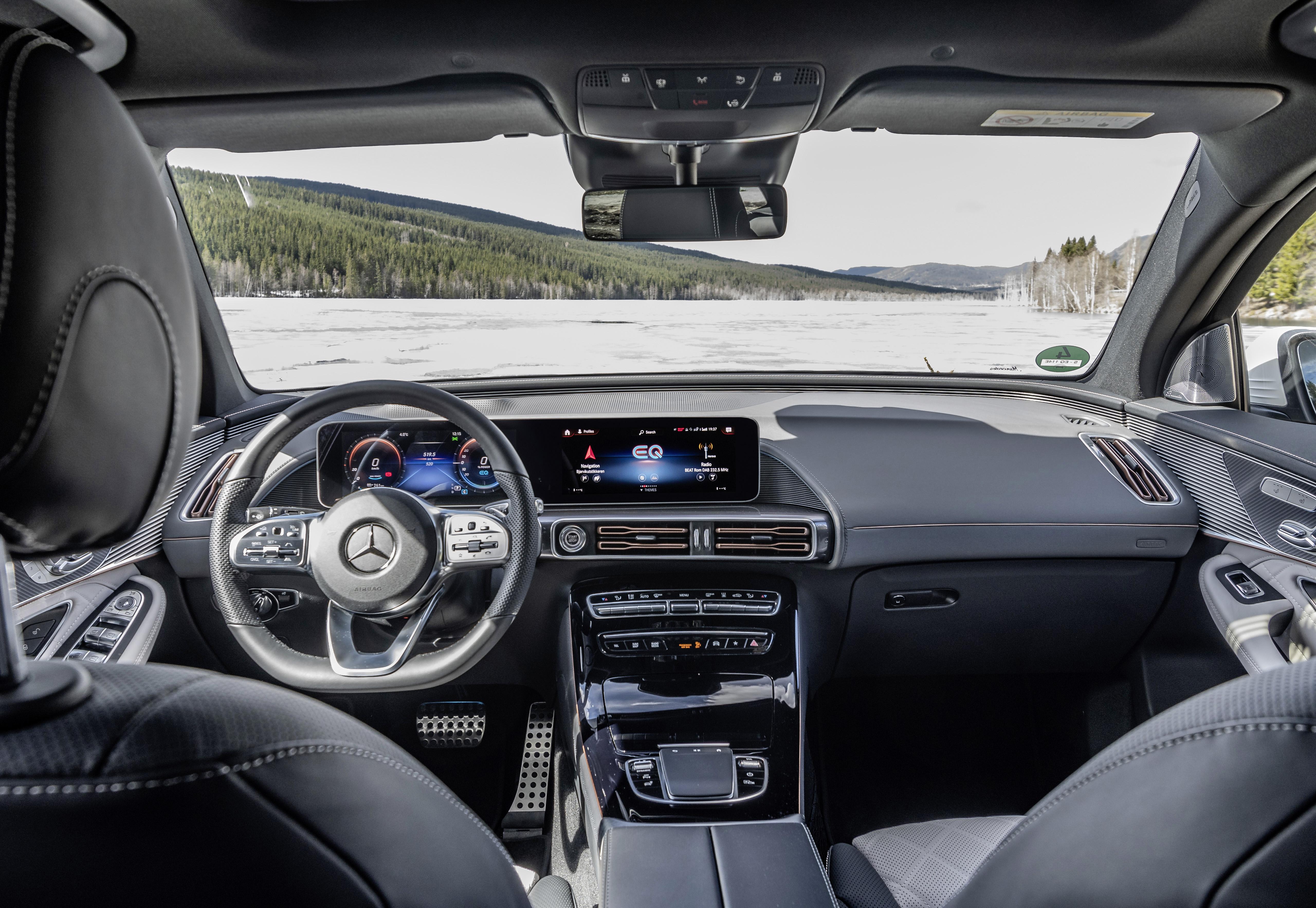 Der Mercedes-Benz EQC: Elektrische Intelligenz  The Mercedes-Benz EQC: Electric Intelligence
