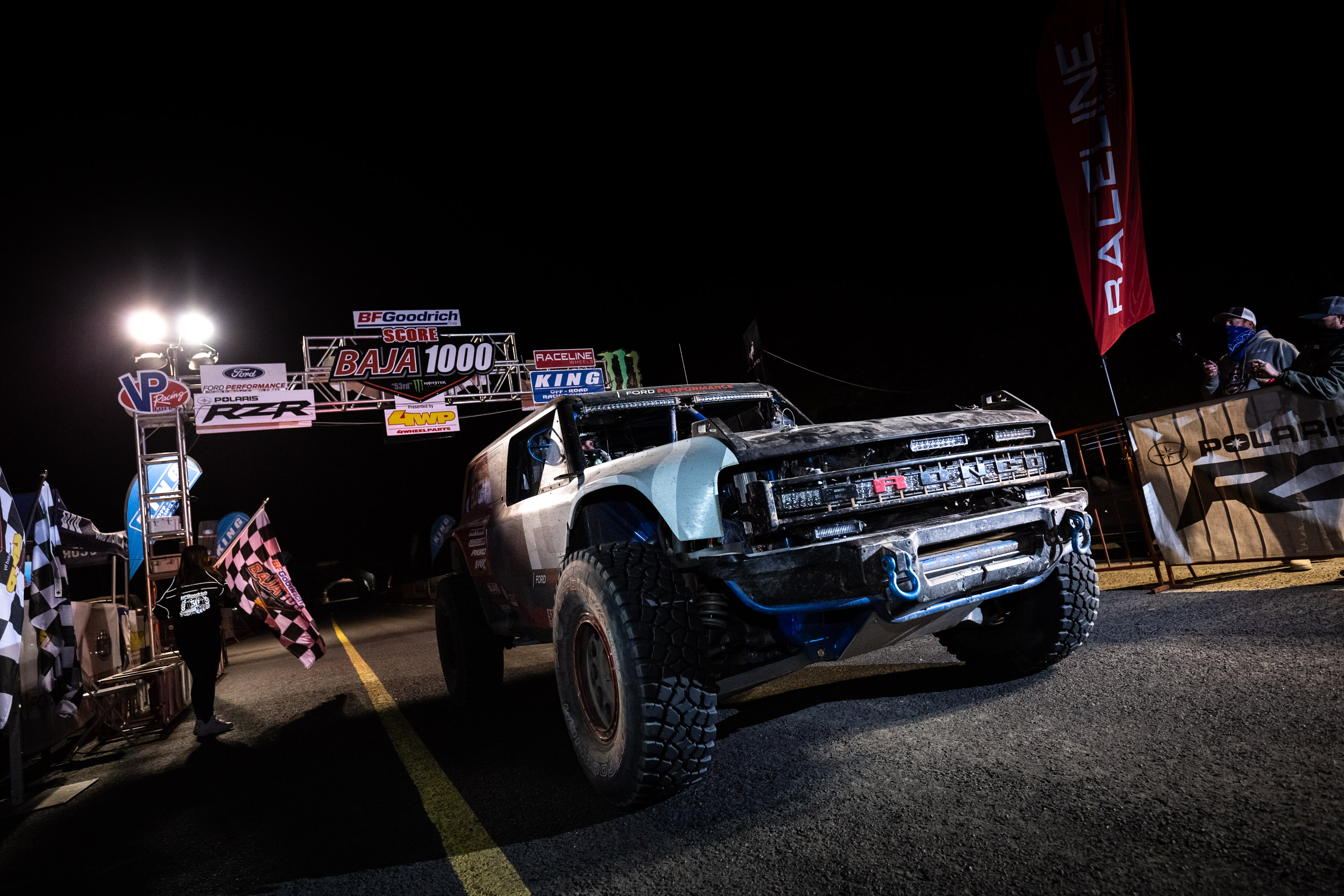 Bronco R Prototype Finishes 2020 Baja 1000