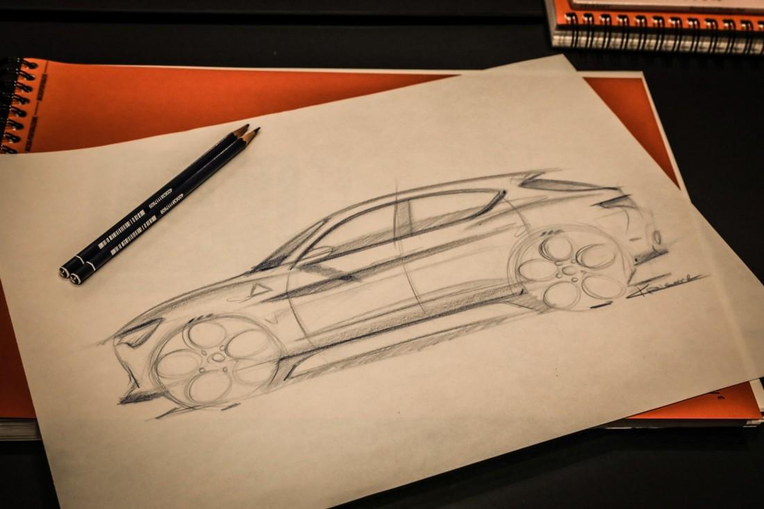 Alfa Romeo Stelvio Slr