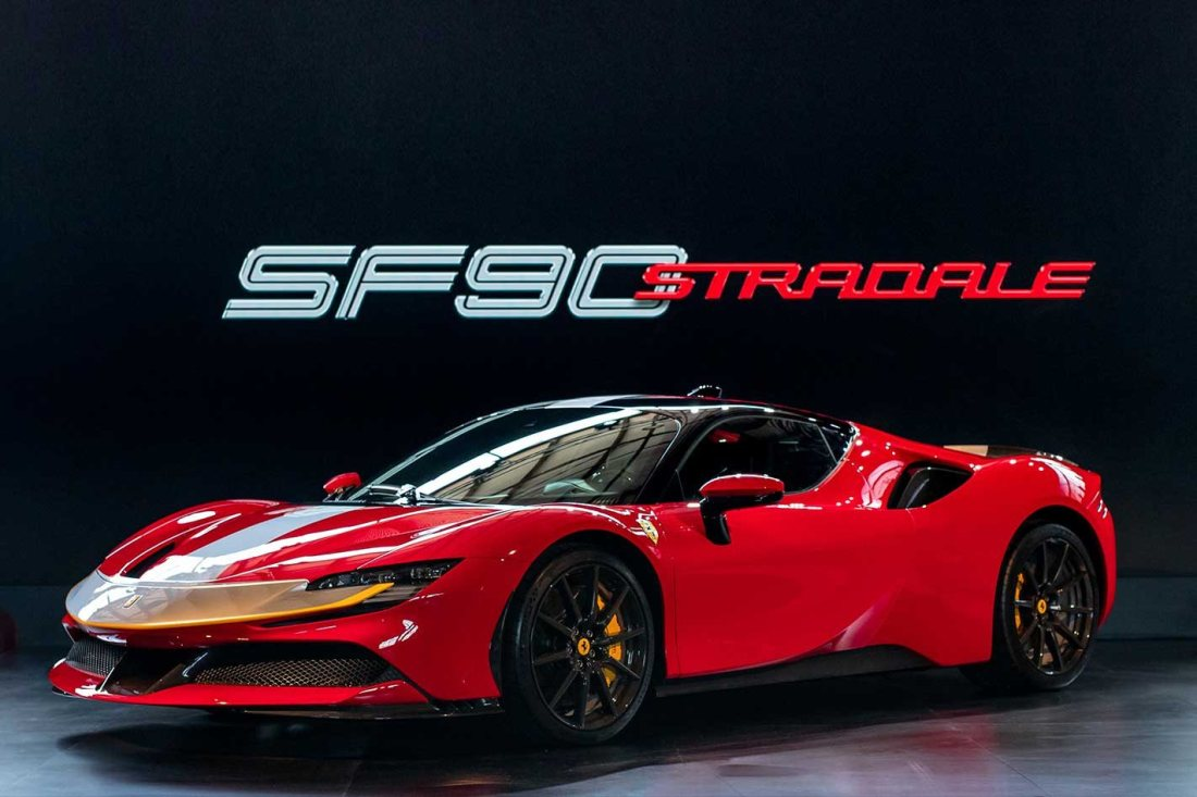 Ferrari-SF90-Stradale-Australia-introduction-news