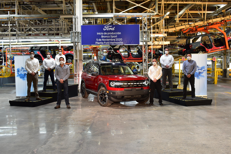 Inicio-de-Producción-Ford Bronco Sport-5-de-Noviembre-2020 2