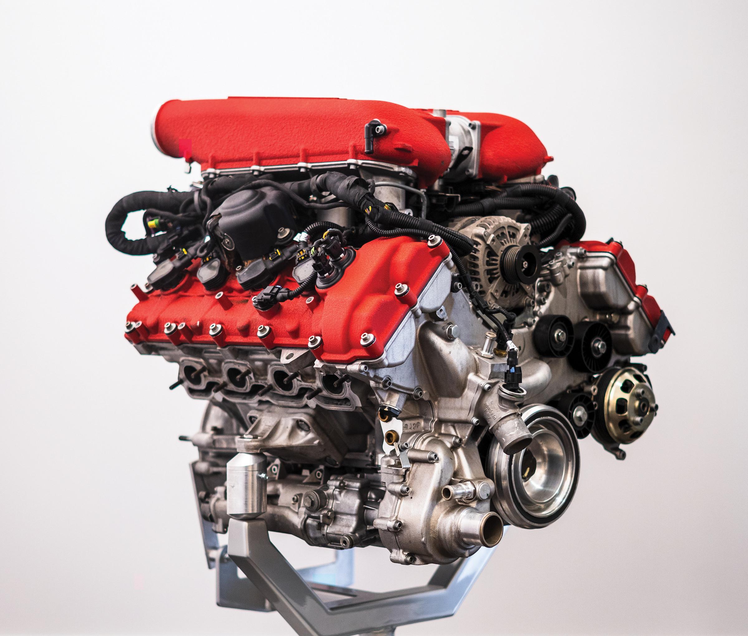 Ferrari-458-V8