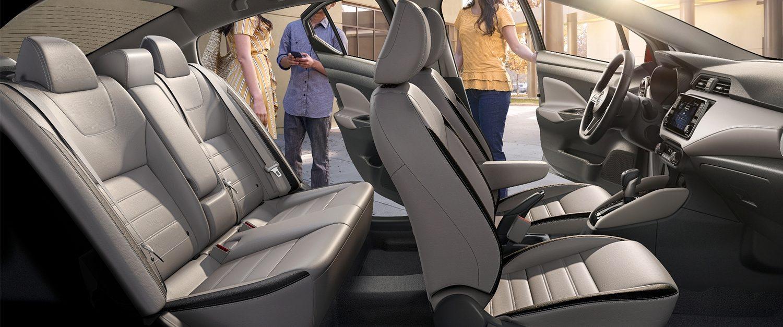 Nuevo Nissan Versa 2020, presencia poderosa y elementos del leng