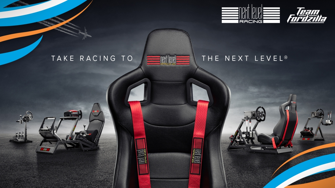 Next Level Racing simulators are industry-leading and will suppo