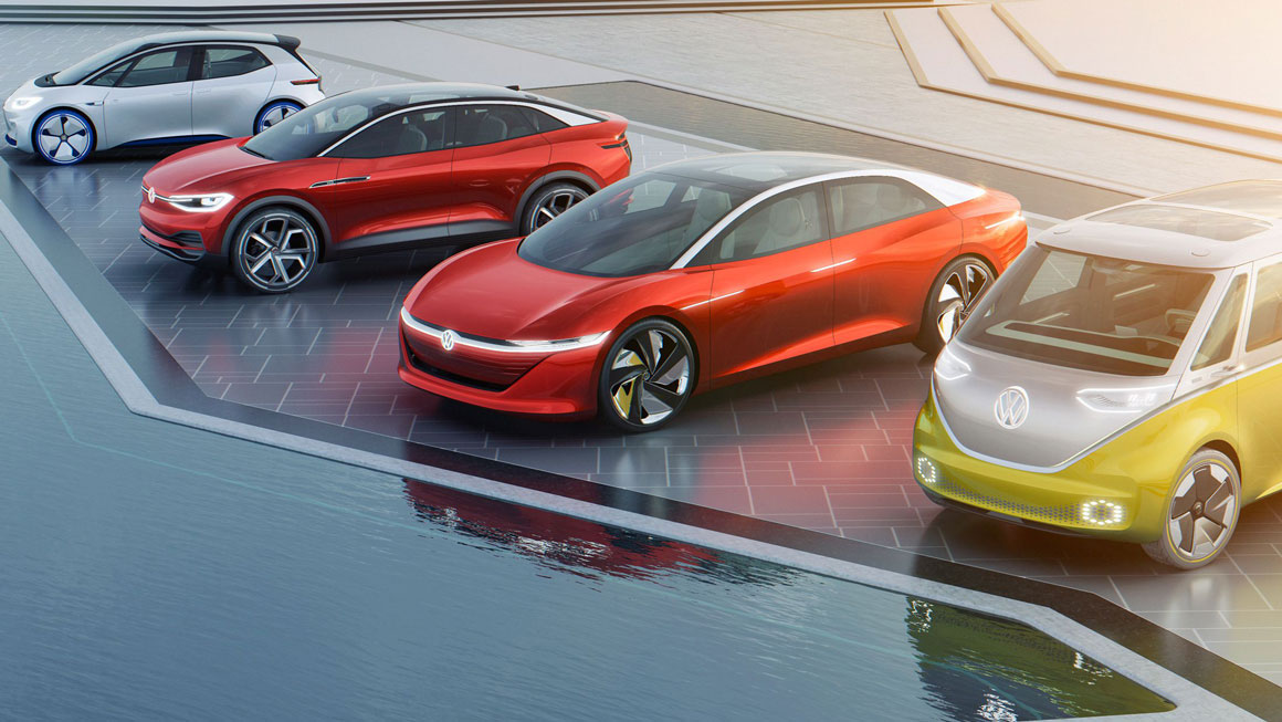 VW-electric-cars