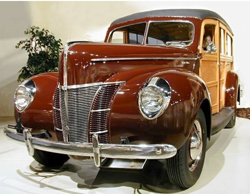 ford 40