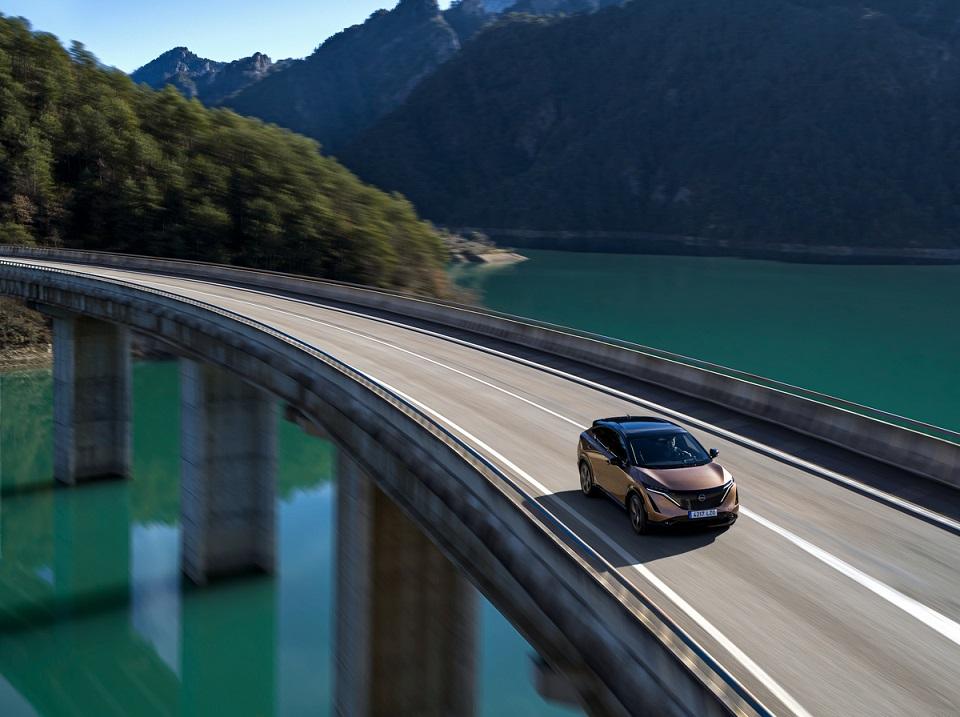 Nissan presenta los colores diseñados para la nueva era eléctr