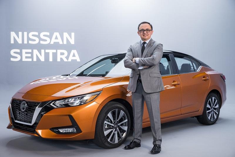 Nissan Sentra 2020 Comercial