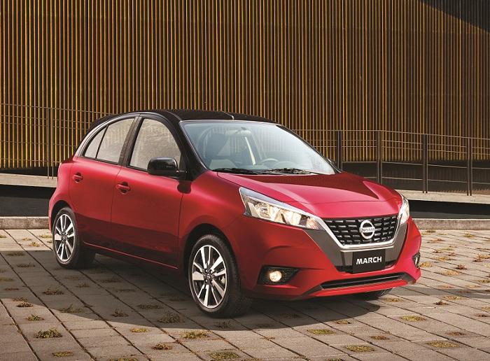 Nissan March 2021 en México evoluciona en seguridad, diseño