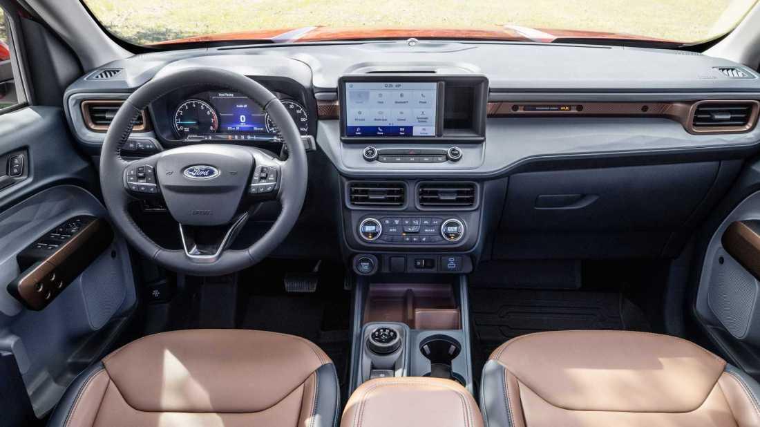 2022-ford-maverick-interior