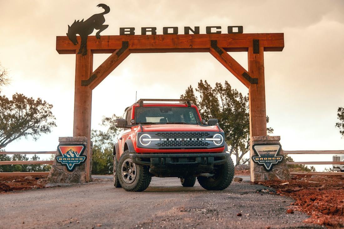 Bronco Off-Roadeo