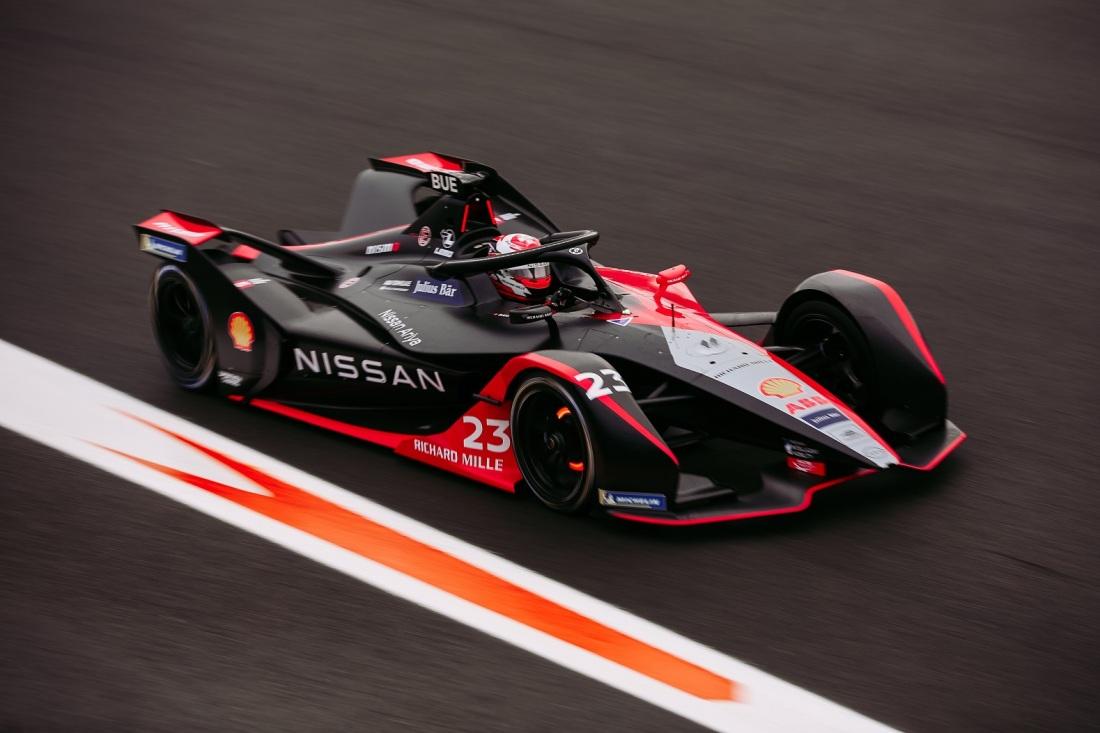 La Fórmula E y los coches de calle eléctricos de Nissan
