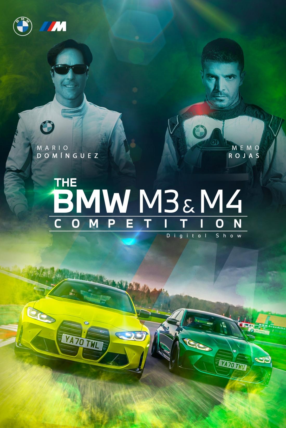 PresentaciónDigital_BMWM3-BMW M4