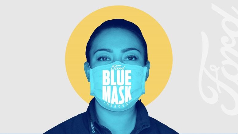 Blue Mask Heroes