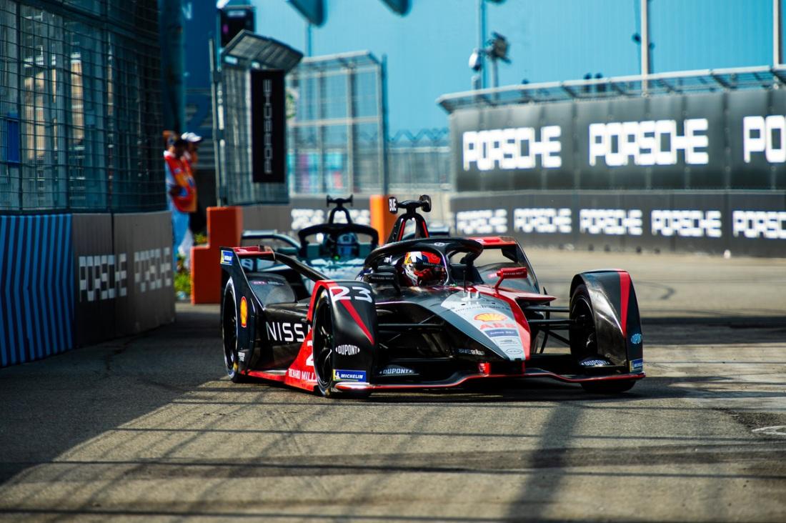 Formula E New York City E-Prix 2021