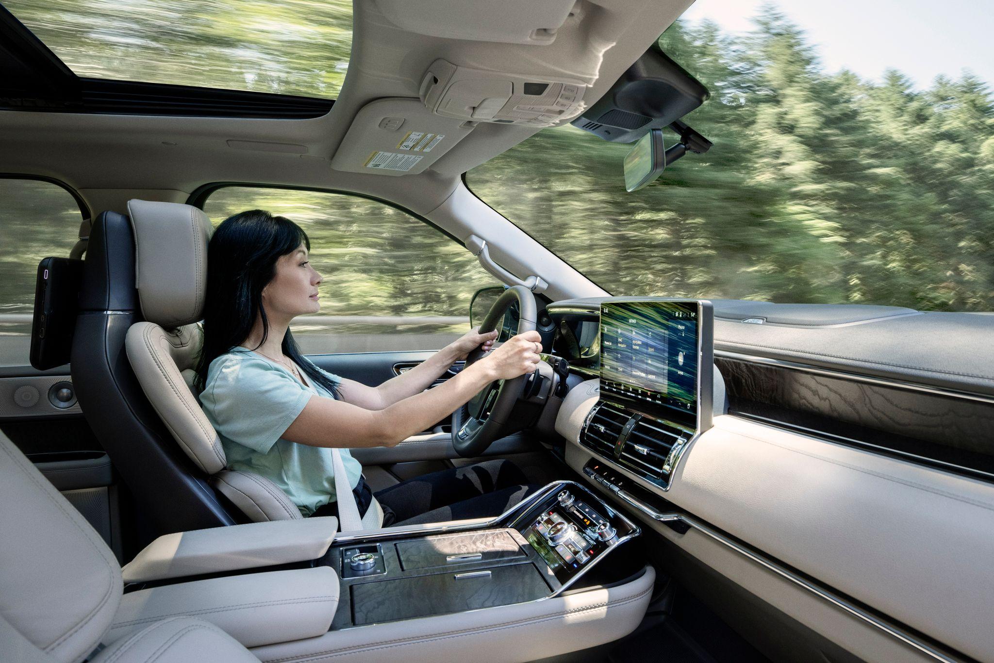 Lincoln Navigator 2022MY2