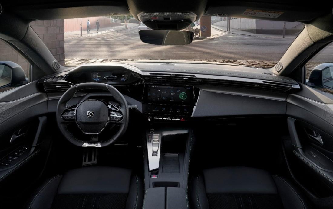 New PEUGEOT 308 i-cockpit